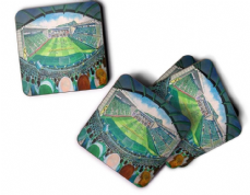 easter road Coaster set of four